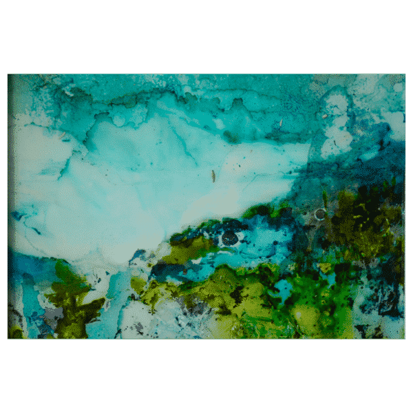 By the Shore 10x8 Painting By Pippi Johnson
