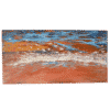 Happy 24 x 12 Painting by Tammy Zebruck