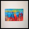 Pippi Johnson W 36' x H 24' Oil on Canvas