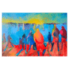 Sunshine on My Shoulders 36x24 Painting By Pippi Johnson