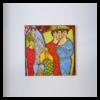 Martine Tremblay W 30' x H 30' Acrylic on Canvas + Framing