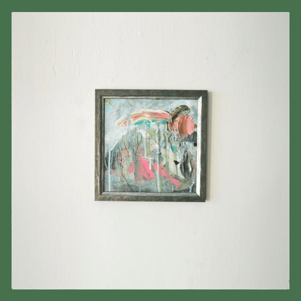 Shane Norrie W 12' x H 12' Acrylic on Canvas Framed