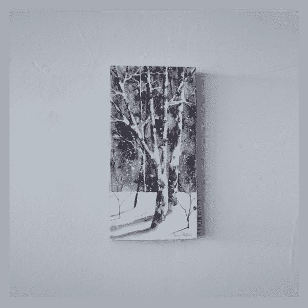 Birch Trees III 10 x 20