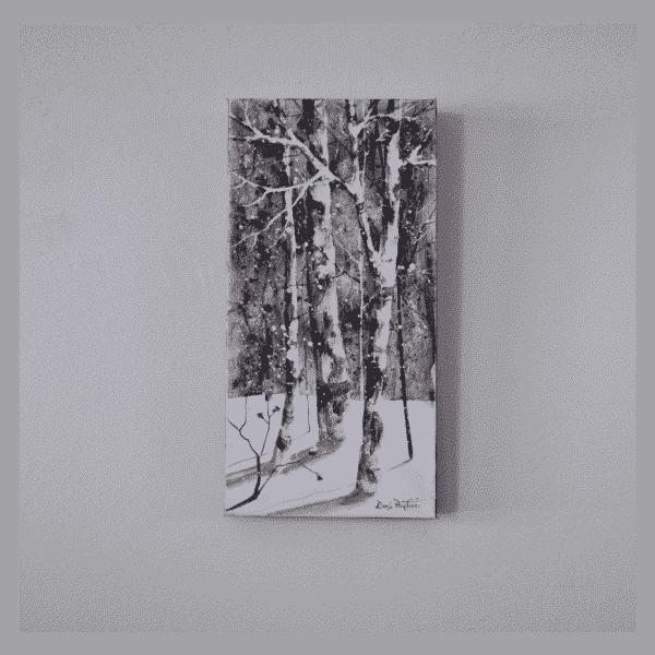 Birch Trees I 10 x 20