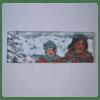 Paule Legace W 50' x H 18' Acrylic on Canvas