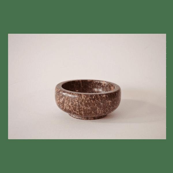 Fairy Fire Bowl 6 ½ x 2 ¾ Pyrophyllite $270 (Sculpture)