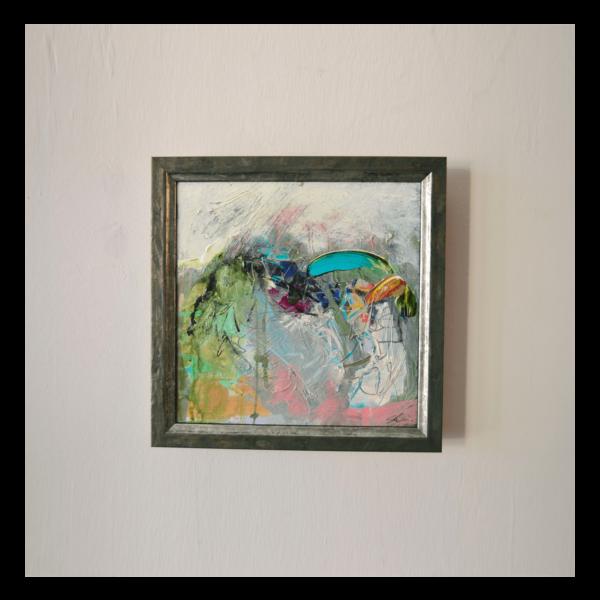 Shane Norrie W 12' x H 12' Acrylic on Panel Framed