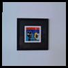 Dave Faville Hacker Cat 20 x 20 Giclee Print on Paper 30/350 $350 Framed (Art on Paper)
