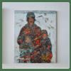 Paule Legace W 40' x H 50' Acrylic on Canvas