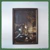 Alexandre Zerbe W 36' x H 60' Acrylic on Canvas