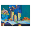 Nature Morte 40 x 30 Oil on Canvas $4065 Framed.