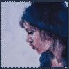 Regrets 20x20 by Lina Vandal
