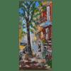 Sous La Lumiere 10x20 by Robert Roy