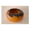 Sun Spot Bowl 10 x 5 Pyrophyllite $495 (Sculpture)