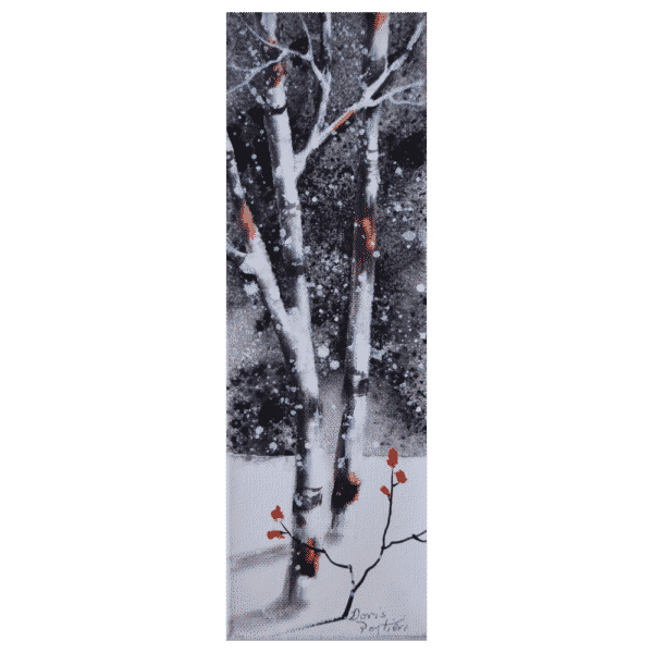 Tall Trees III 4x12 by Doris Pontieri