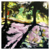 Whistler Shadows 48x48 Painting by Shane Norrie