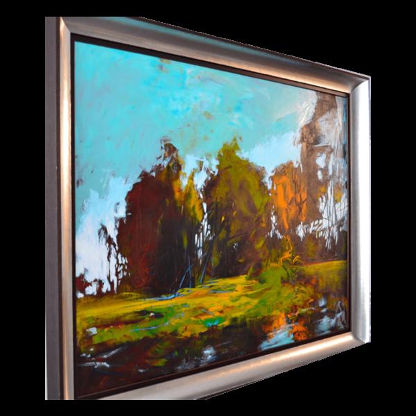 Shane Norrie W 48' x H 36' Acrylic on Panel Framed