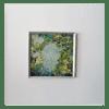 Ocean Shoal 24 x 24 Acrylic on Panel $1150 Framed. (Abstract)
